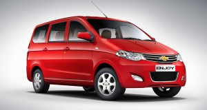 Chevrolet Enjoy Facelift