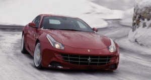 Ferrari FF Exteriors Front View