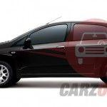 Fiat Grande Punto Exteriors Overall