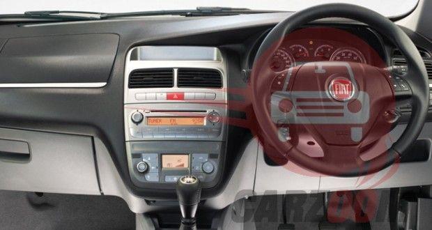 Fiat Grande Punto Interiors Dashboard
