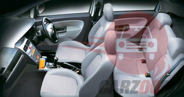 Fiat Grande Punto Interiors Seats