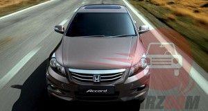 Honda Accord Exteriors Top View