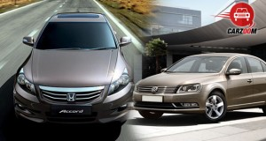 Honda Accord and Volkswagen Passat Discontinued