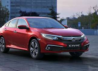 Honda-Civic-Front-View