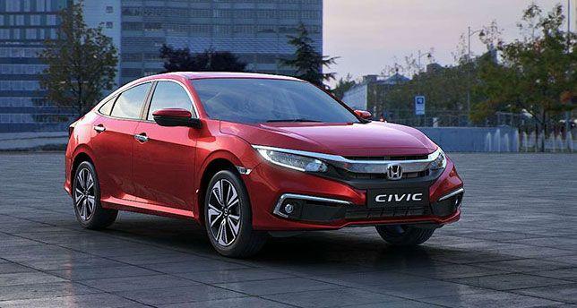 Honda-Civic-Front-View