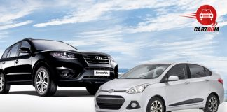 News on Launch of Hyundai's Grand i10 sedan and Santa-Fe