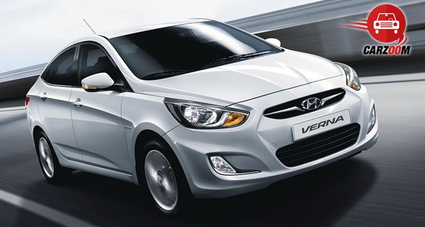 Hyundai Verna Exteriors Overall