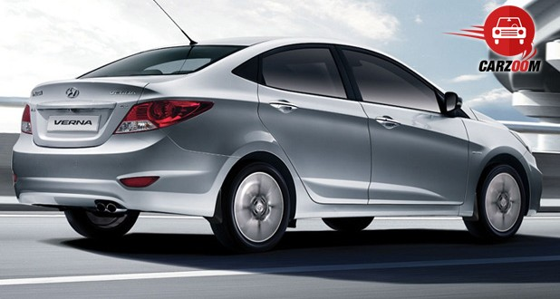 Hyundai Verna Exteriors Side View