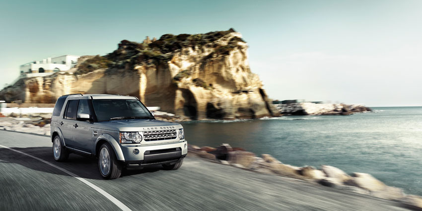 Land Rover Discovery 4 Exteriors Overall