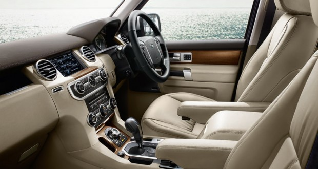 Land Rover Discovery 4 Interiors Seats