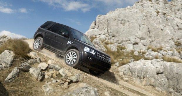 Land Rover Freelander 2 Exteriors Overall