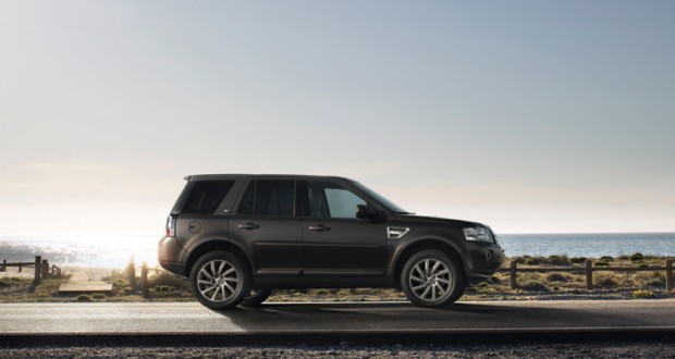 Land Rover Freelander 2 Exteriors Side View