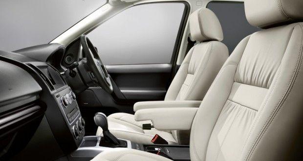 Land Rover Freelander 2 Interiors Dashboard