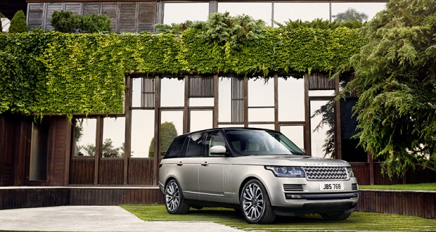 Land Rover Range Rover Exteriors Front View