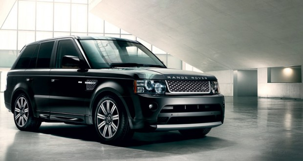 Land Rover Range Rover Sport Exteriors Overall