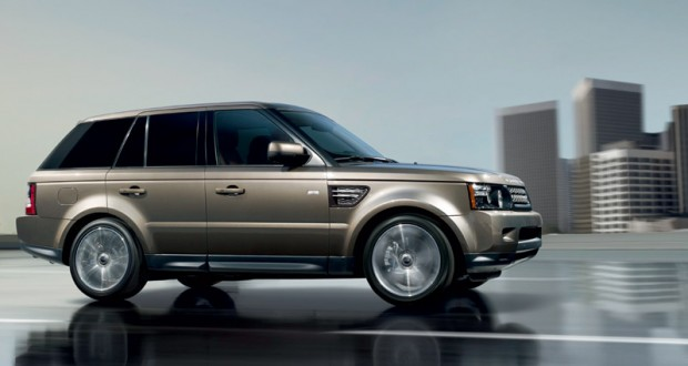 Land Rover Range Rover Sport Exteriors Side View