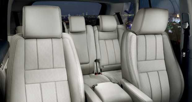 Land Rover Range Rover Sport Interiors Seats