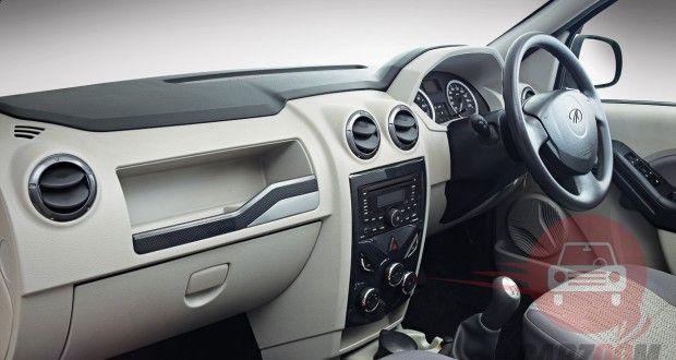 Mahindra Verito Interiors Dashboard