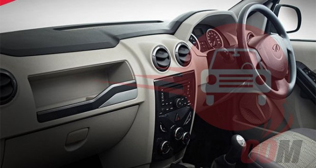 Mahindra Verito Vibe Interiors Dashboard