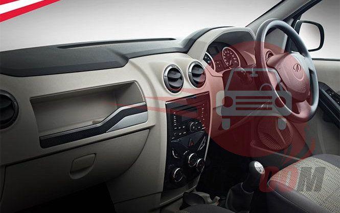 Mahindra Verito Vibe Interiors Dashboard