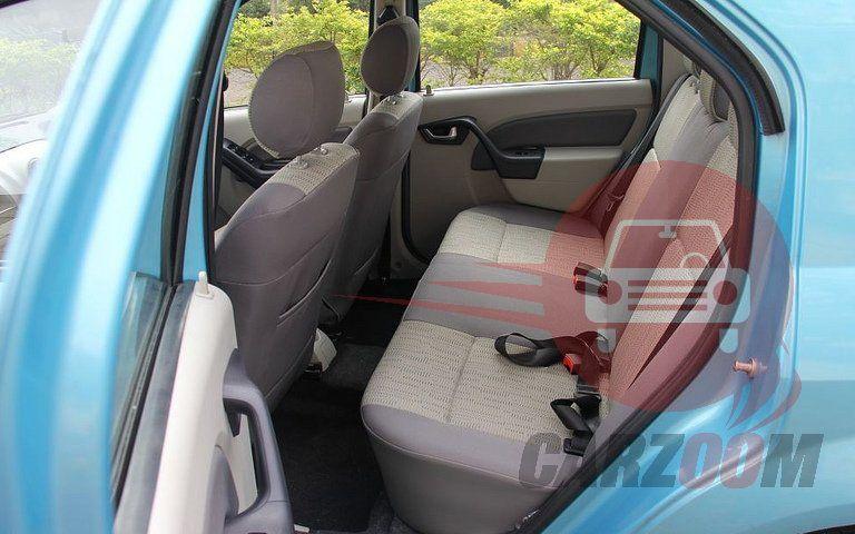 Mahindra Verito Vibe Interiors Seats