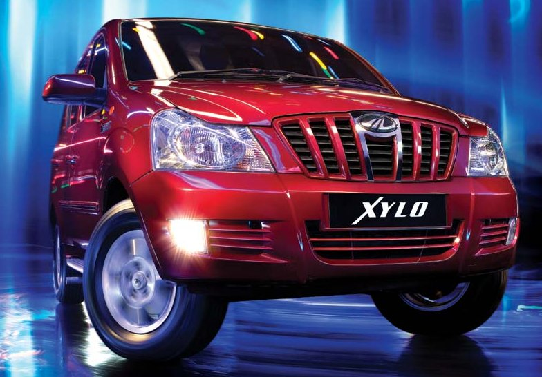 Mahindra Xylo Exteriors Front View