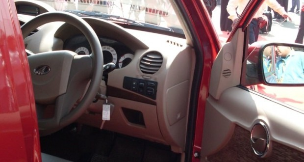Mahindra Xylo Interiors Dashboard