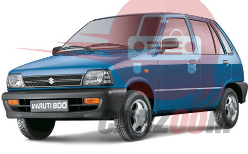 Maruti Suzuki 800 Exteriors Overall