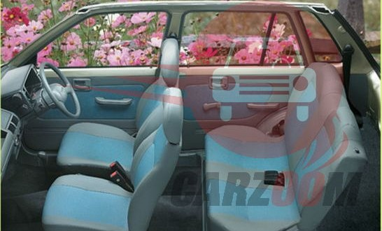 Maruti Suzuki 800 Interiors Seats