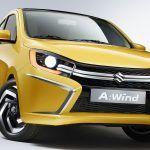 Maruti Suzuki A-Wind Exteriors Overall