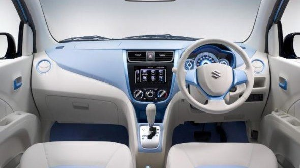 Maruti Suzuki A-wind Interiors Dashboard