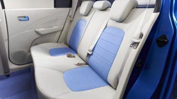 Maruti Suzuki A-wind Interiors Seats