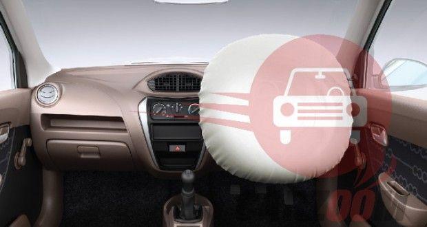 Maruti Suzuki Alto 800 Interiors Dashboard