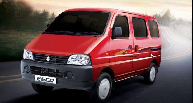 Maruti Suzuki EECO Exteriors Overall