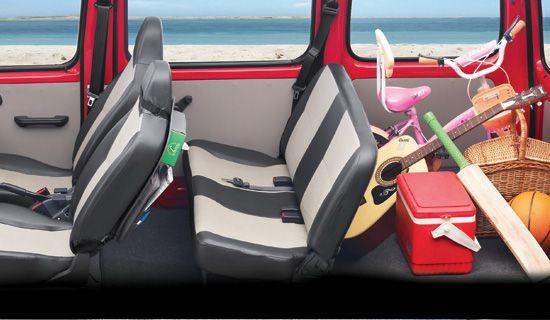 Maruti Suzuki EECO Interiors Seats