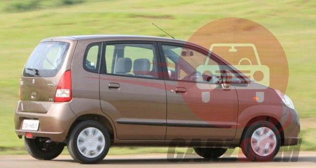 Maruti Suzuki Estilo Exteriors Side View