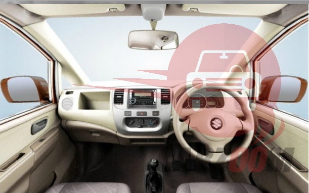 Maruti Suzuki Estilo Interiors Dashboard