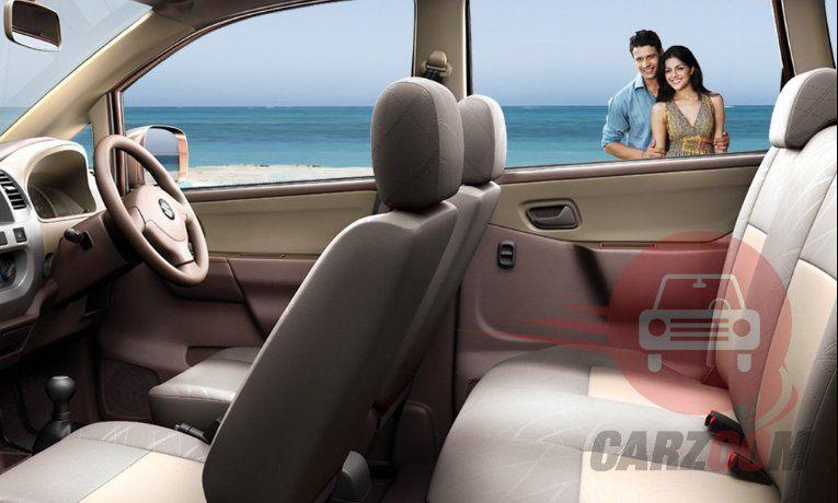 Maruti Suzuki Estilo Interiors Seats