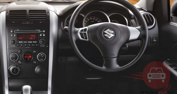 Maruti Suzuki Grand Vitara Interiors Dashboard