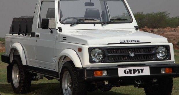 Maruti Suzuki Gypsy-King Exteriors Overall
