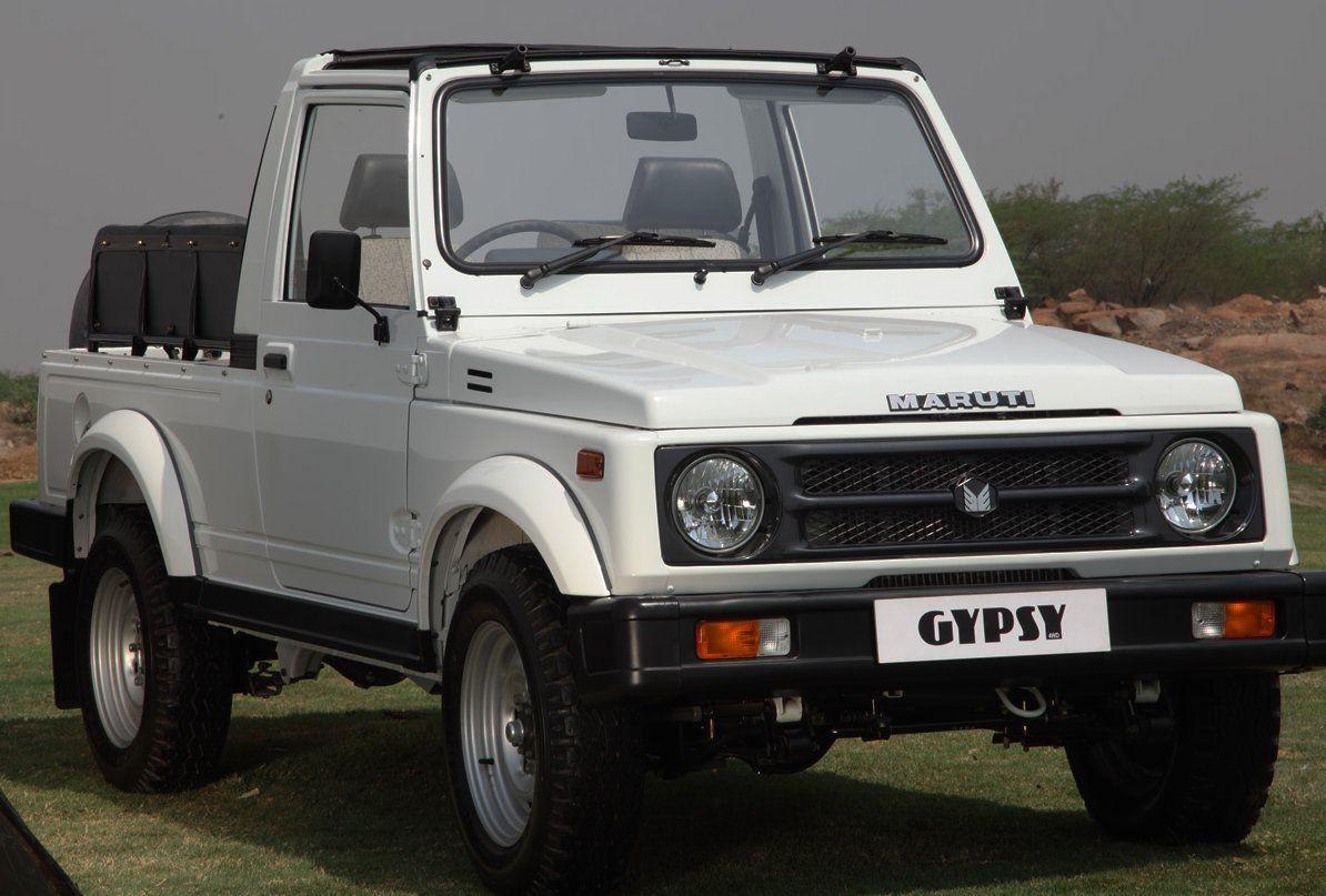 Maruti Suzuki Gypsy King Exteriors Overall