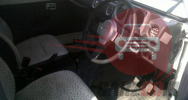 Maruti Suzuki Gypsy-King Interiors Dashboard