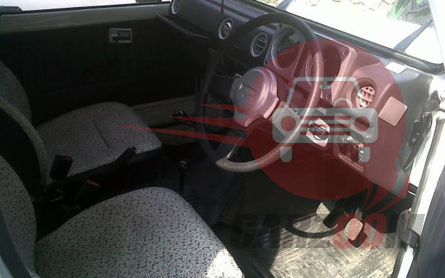 Maruti Suzuki Gypsy King Interiors Dashboard