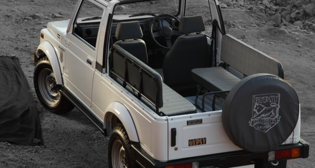 Maruti Suzuki Gypsy-King Interiors Seats