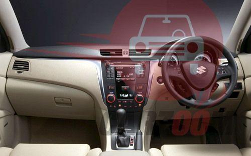 Maruti Suzuki Kizashi Interiors Dashboard
