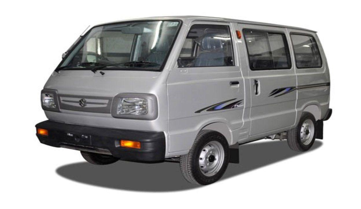 Maruti Suzuki Omni Exteriors Overall
