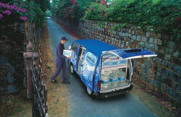 Maruti Suzuki Omni Exteriors Top View