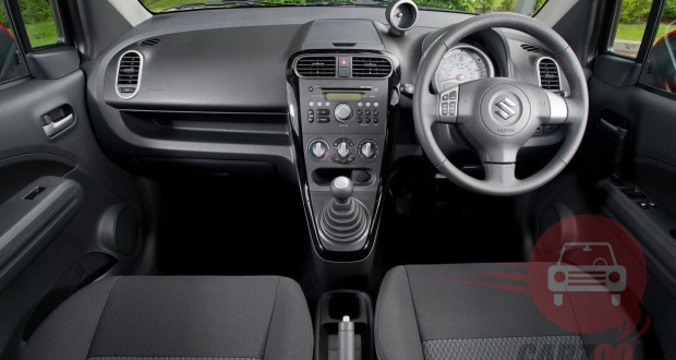 Maruti Suzuki Ritz Interiors Dashboard