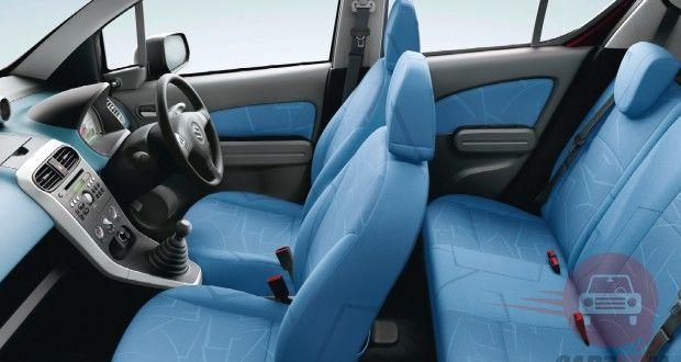 Maruti Suzuki Ritz Interiors Seats