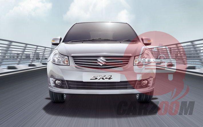 Maruti Suzuki SX4 Exteriors Front View